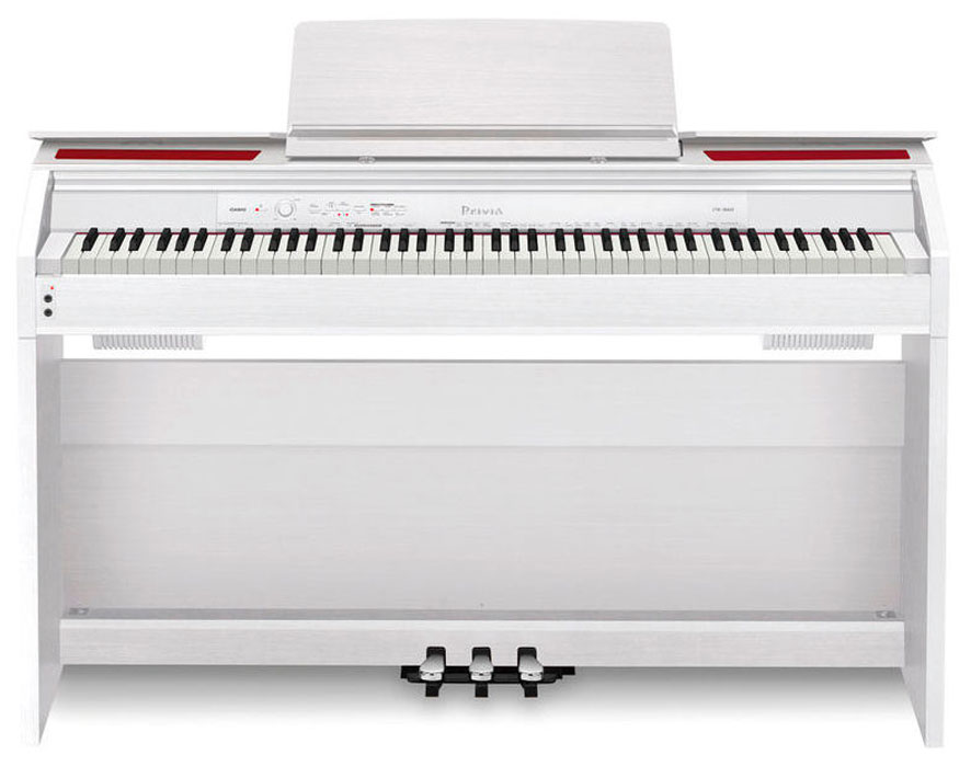 Цифровое пианино Casio Privia PX-860WE: фото