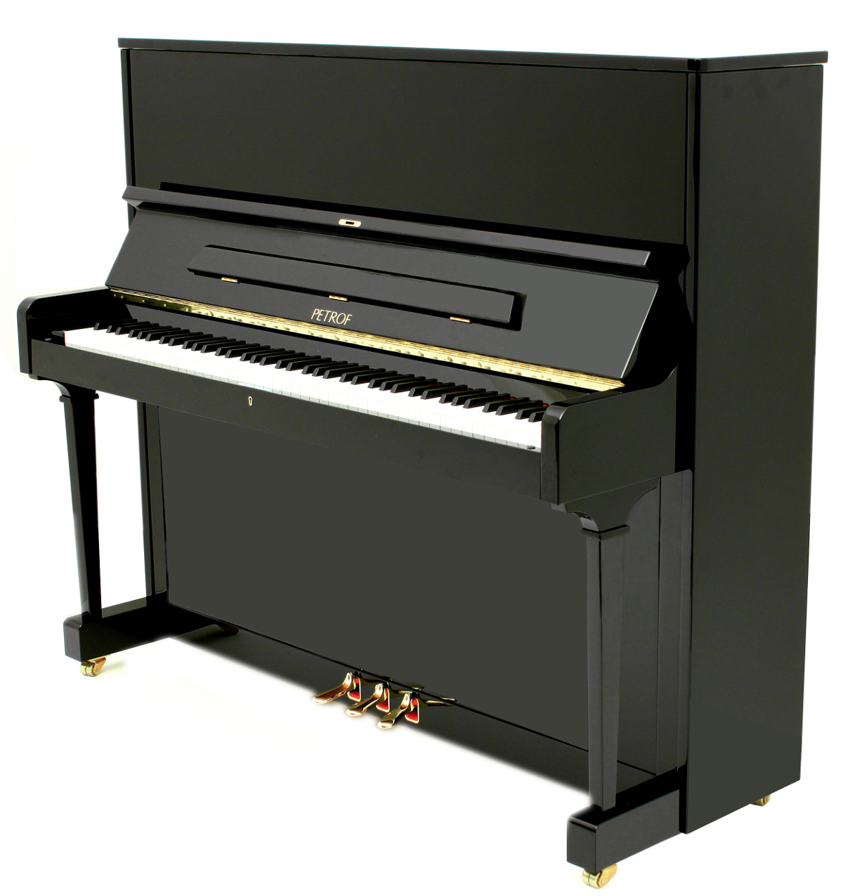 Пианино Petrof P 125F1(0801): фото