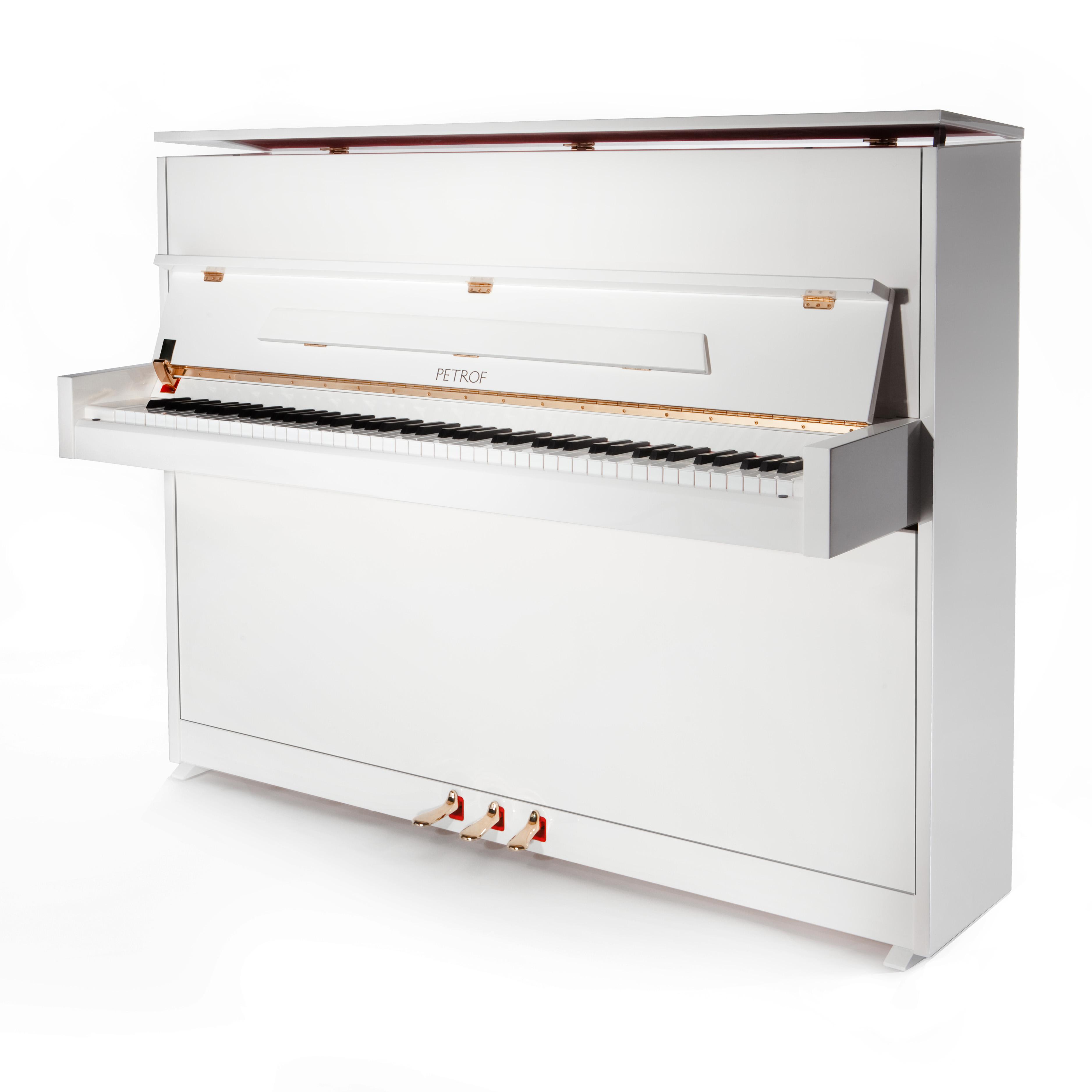 Пианино Petrof P 118S1 (0001): фото