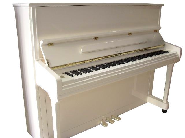 Пианино Samick JS121MD/WHHP: фото