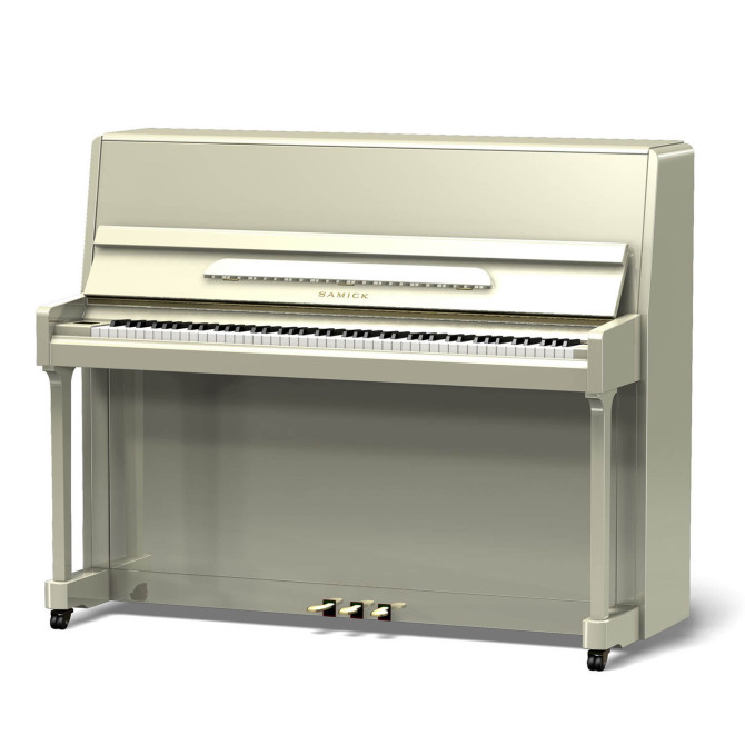 Пианино Samick JS118D/WHHP: фото
