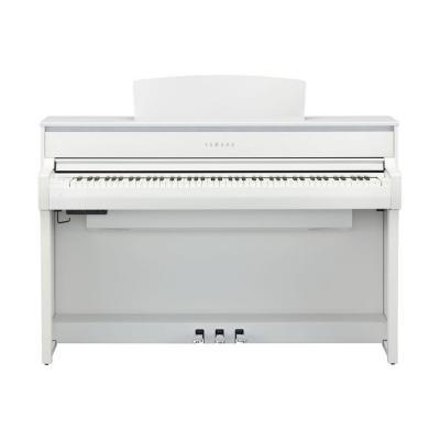Цифровое пианино Yamaha CLP-675WH: фото